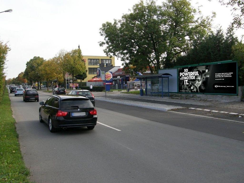 Panoramafläche - Außenwerbung im Panoramaformat platzieren