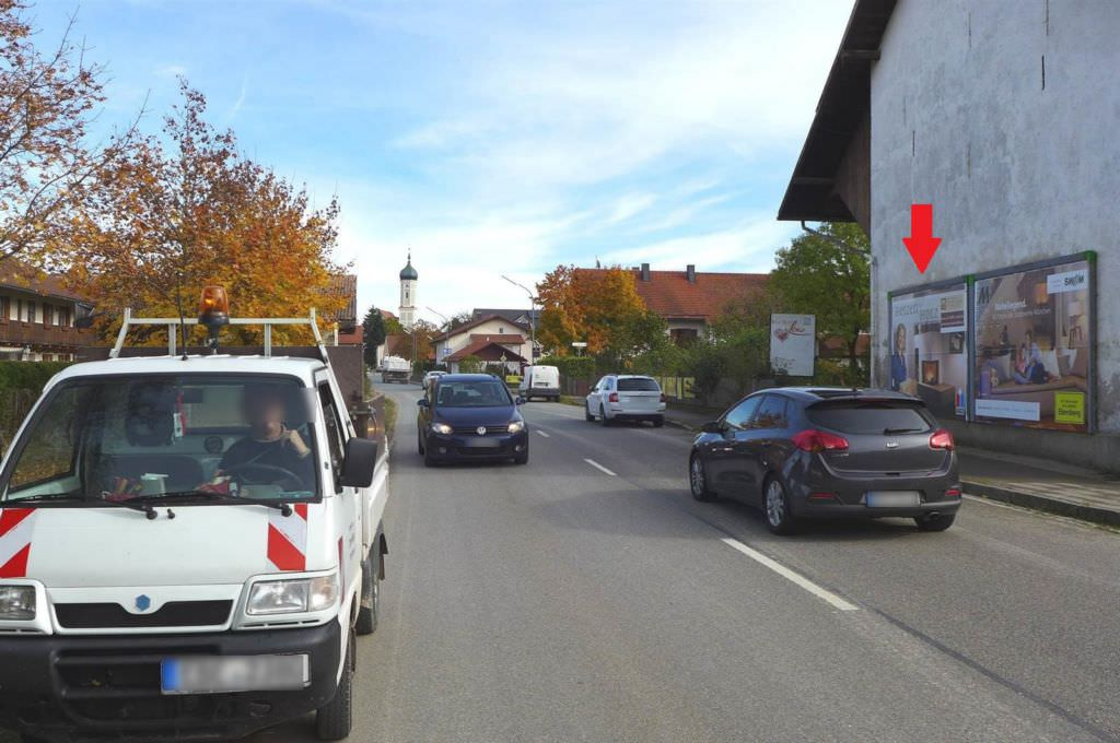 Aussenwerbung In Ebersberg - Zorneding