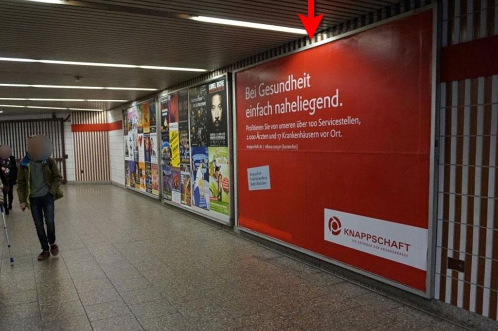 Plakatierung München - Panoramaflache